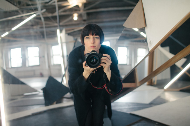 Olympus Photography Playground Zoë Noble Portrait Selfie