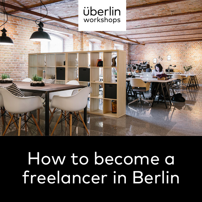 How to become a freelance in Berlin