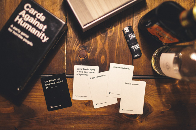 Cards Against Humanity Berlin Expat Edition