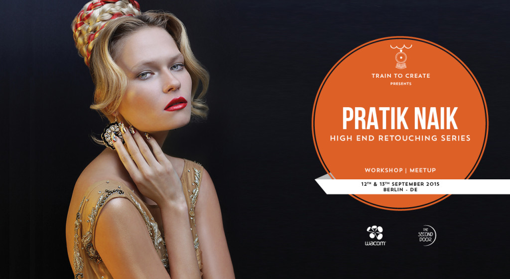 Pratik Naik High End Retouching Workshop